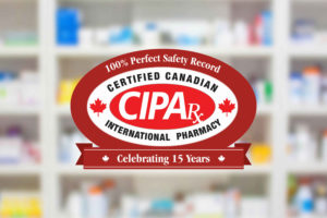 CIPA Certified Pharmacy Partner