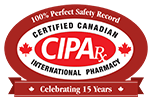 CIPA Certified Pharmacy Partner