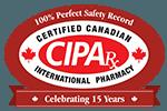 Canadian International Pharmacy Association Tag